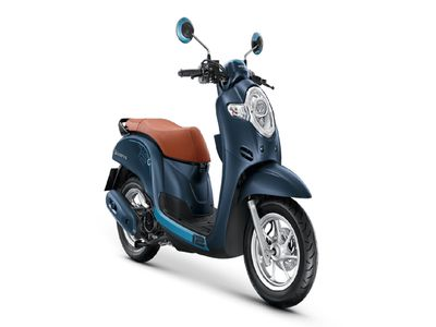 honda scoopy for rent