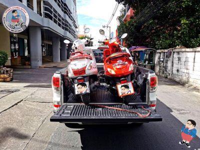 motorbike pickup service in bangkok
