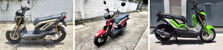 honda zoomer x motorbike review