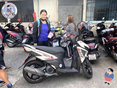 motorbike rental premium insurance