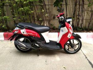 secondhand yamaha fino for sale in bangkok