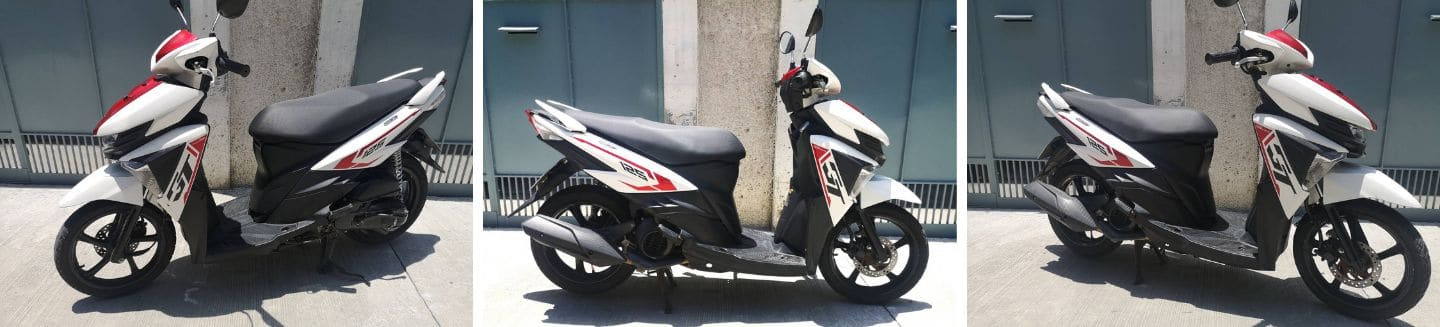 rent a yamaha gt for 2000 baht per month