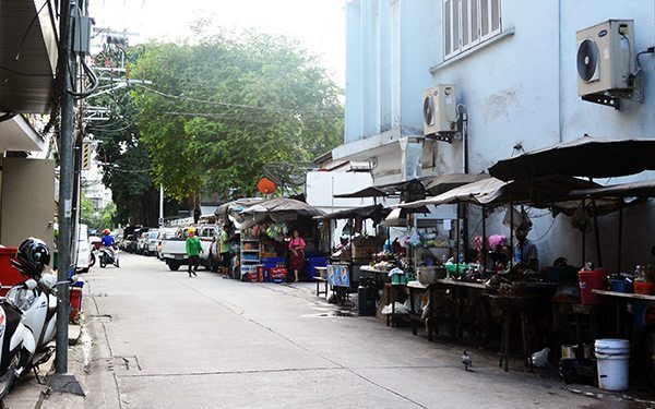 small soi bangkok